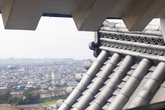 彦根城 見晴らし