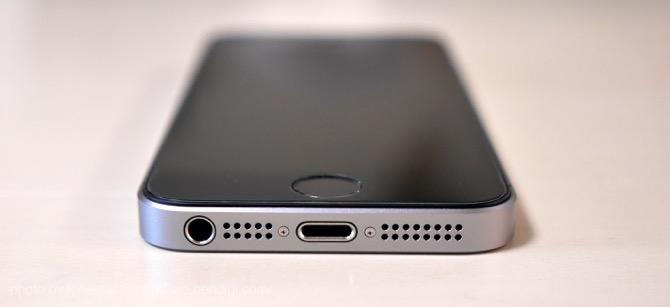 iPhone SE 下面