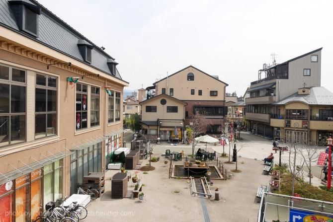 彦根城 キャッスルロード