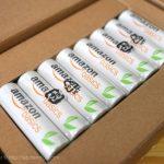 アマゾン 電池 充電