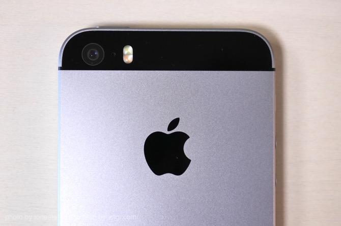 iPhone SE カメラ