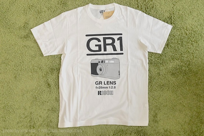 GR1 Tシャツ