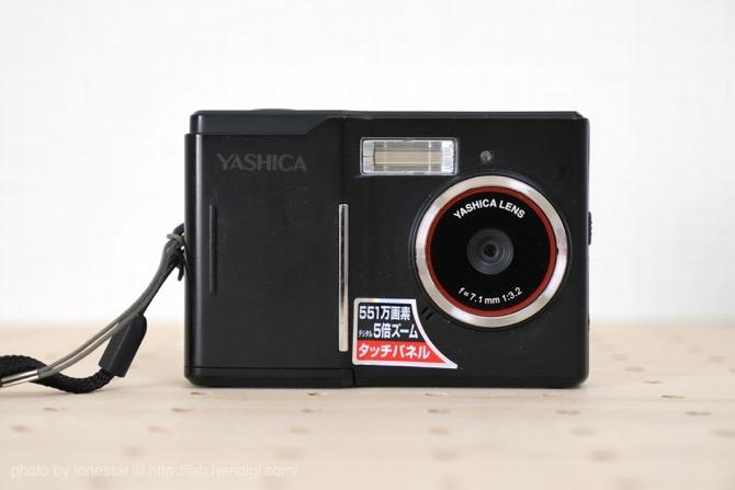 ヤシカ EZ F531