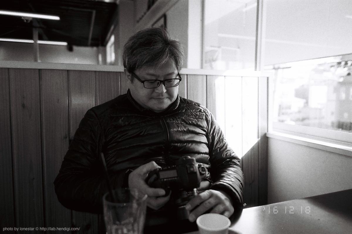 NATURAS フィルムカメラ