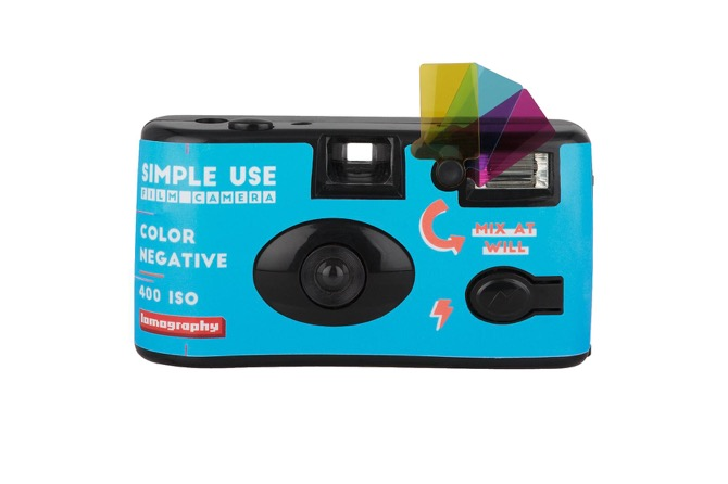 Simple Use Film Camera