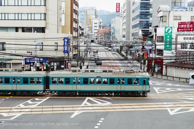 浜大津 路面電車