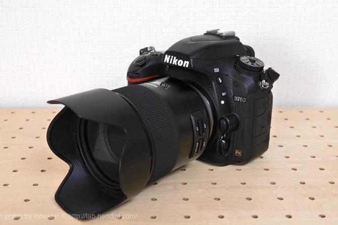 TAMRON SP45mm F1.8 Di VC