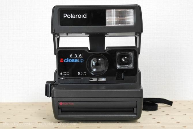 ポラロイド 636