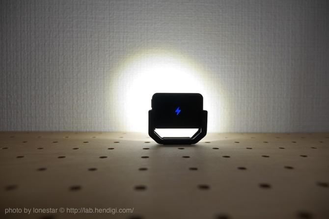 スマホ用LEDカメラライト