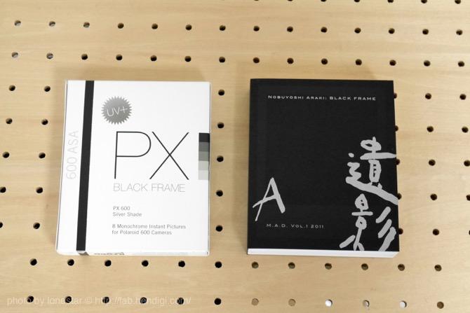 NOBUYOSHI ARAKI:BLACK FRAME M.A.D. VOL.1 2011