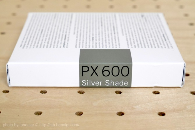 PX 600 Silver Shade