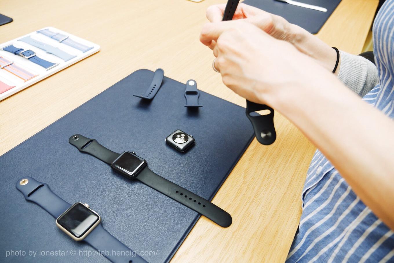 Apple Watch アップルストア