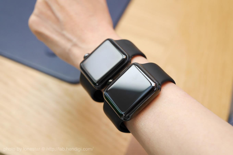 Apple Watch ケース 素材