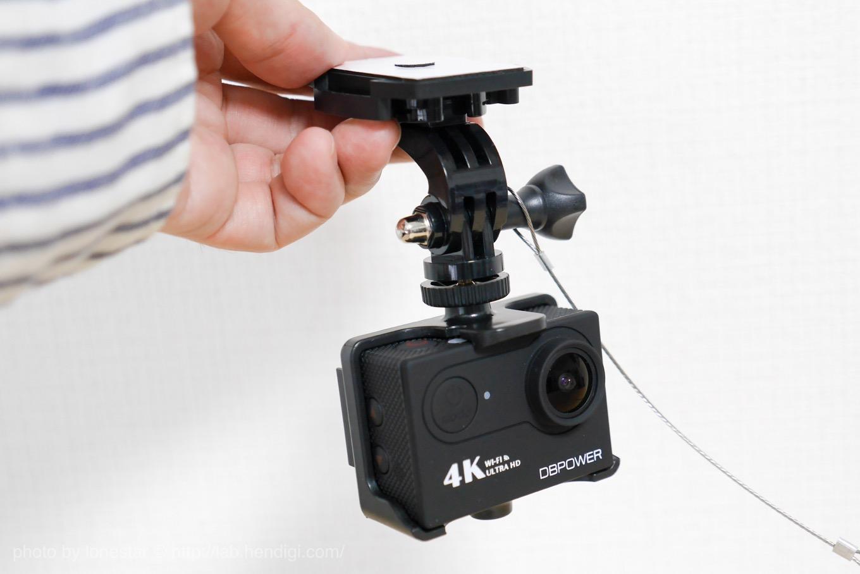 格安アクションカメラ ドライブレコーダー