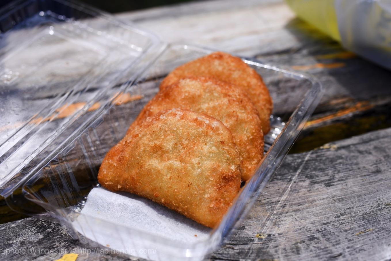 ブラジル 揚げ餃子