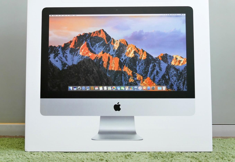 新型iMac レビュー