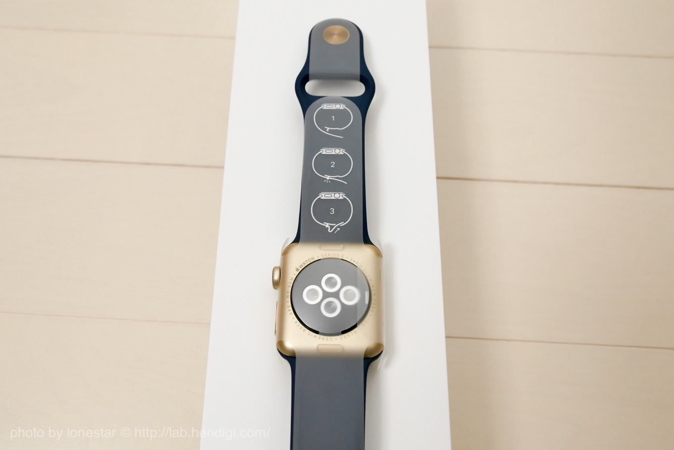 Apple Watch ベルト