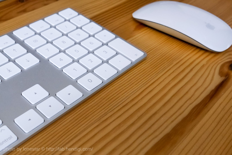 Magic Keyboard テンキー