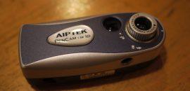 ペン型トイデジ「Aiptek PENCAM 1.3M SD」レビューまとめ
