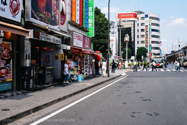 火花 ロケ地 駅前