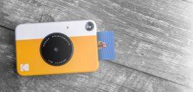 コダックからプリンター内蔵のデジカメ「Kodak Printomatic」が発売に!