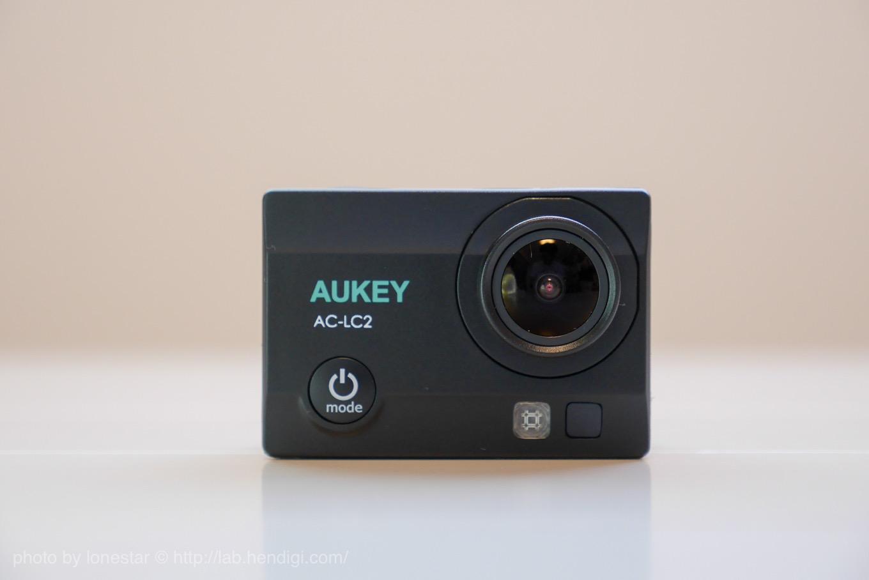 オーキー アクションカメラ