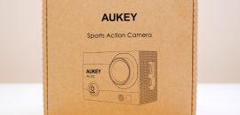 AUKEYの格安4Kアクションカメラ「AC-LC2」を試してみました。8,999円で安いしリモコンが便利です!