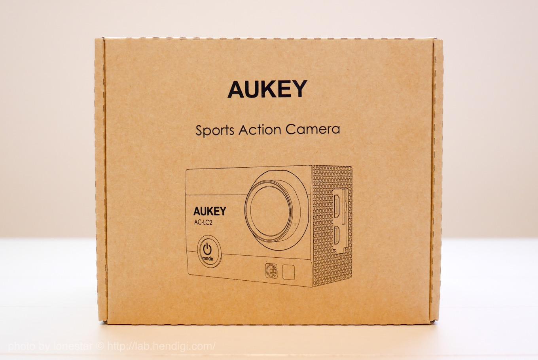 AUKEY アクションカメラ
