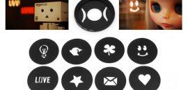 「GIZMON Bokeh Freedom Filter」ハートや星型など可愛いボケの形を作り出せるフィルターがGIZMONから発売