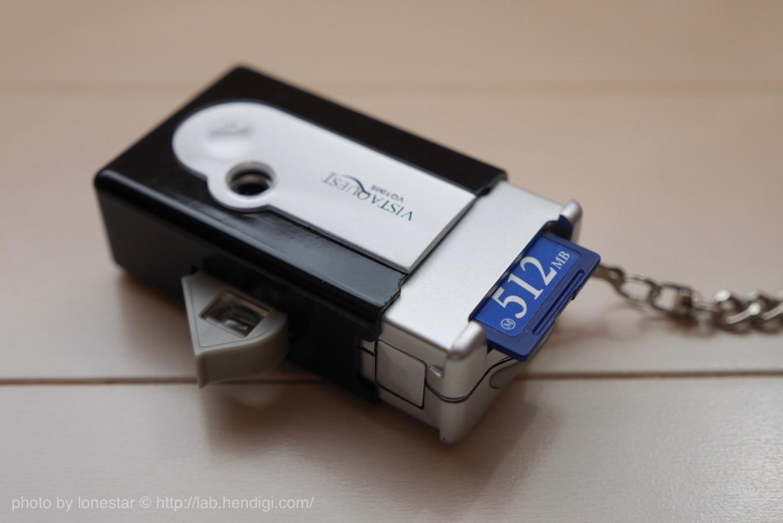 VQ1005 SDカード