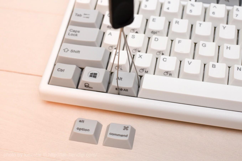 Windowsキーボード Mac