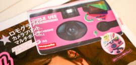 CanCamの付録がロモグラフィーのポーチだ!あのカメラが可愛いポーチになって登場!