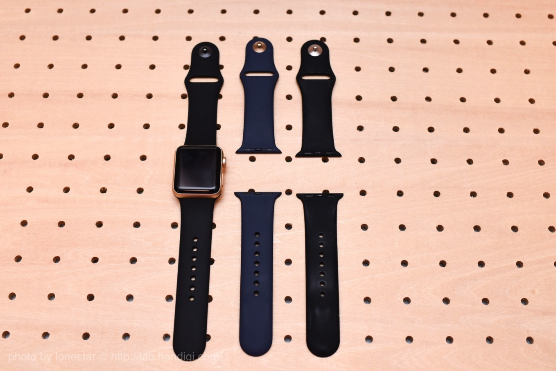 Apple Watch バンド 比較