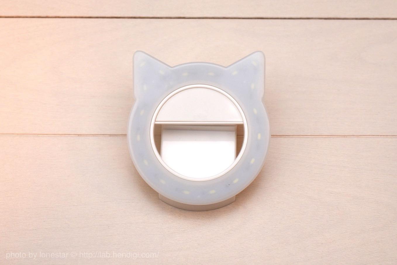 CanCam スマホライト ネコ型