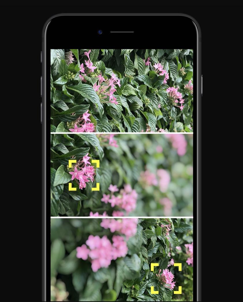 Focos - Bokeh camera for dual lens.