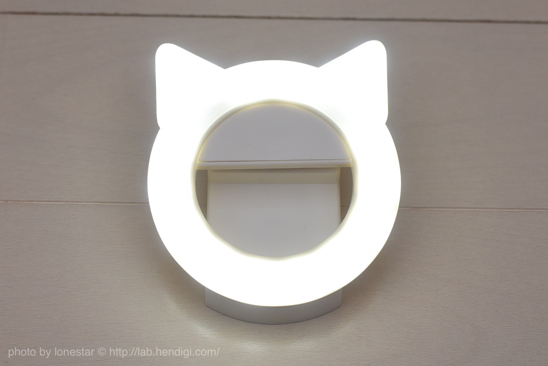 キャンキャン ネコ ライト