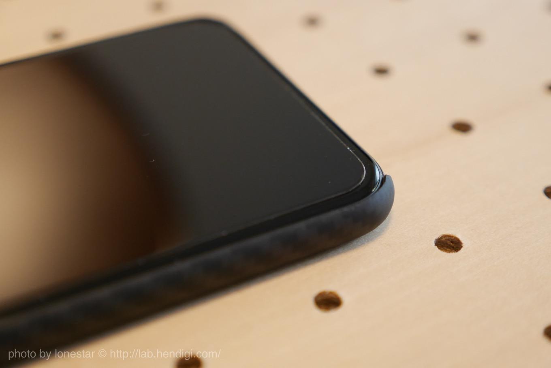 iPhone X ガラス 保護シート