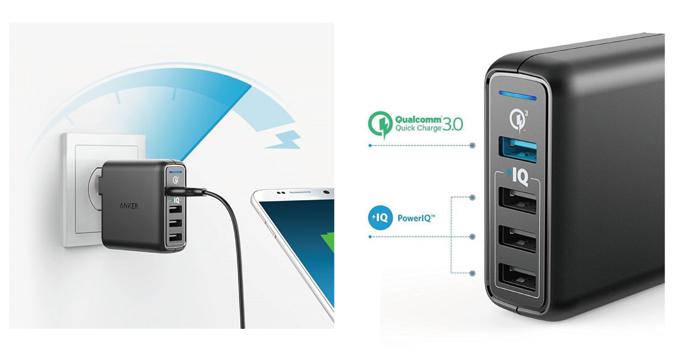 Anker PowerPort Speed 4