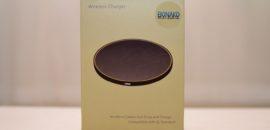 BONAKO Qi ワイヤレス充電器:QC3.0対応のQi1.2ワイヤレス充電器を使ってみました。