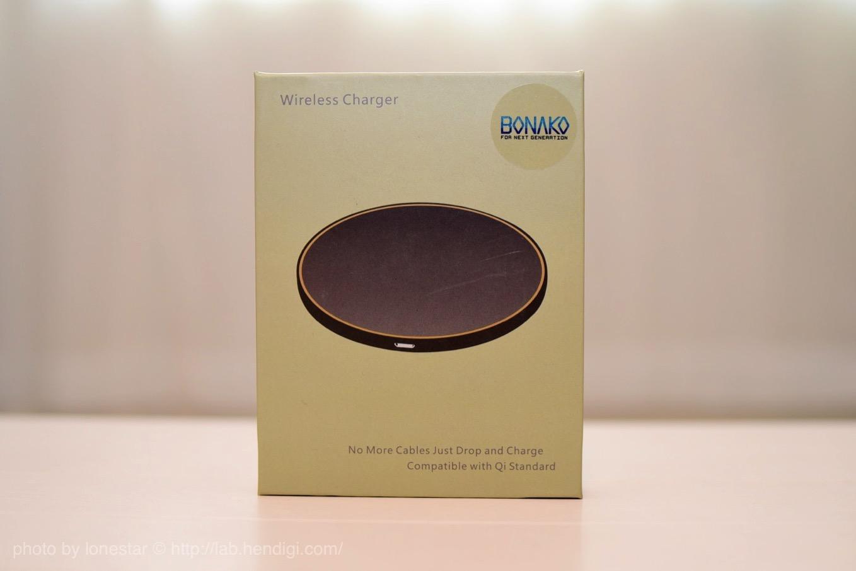 BONAKO Qi ワイヤレス充電器