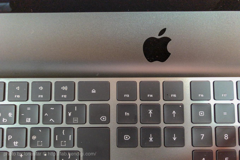 iMac Pro キーボード