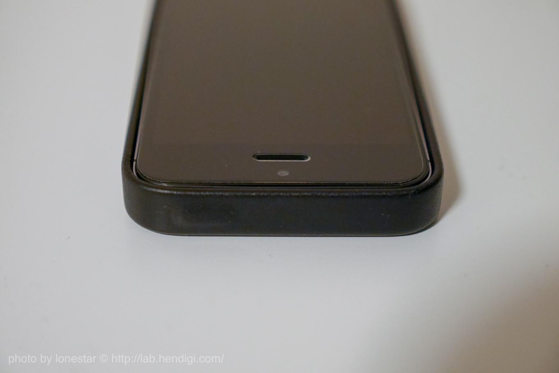 iPhone SE スリープボタン