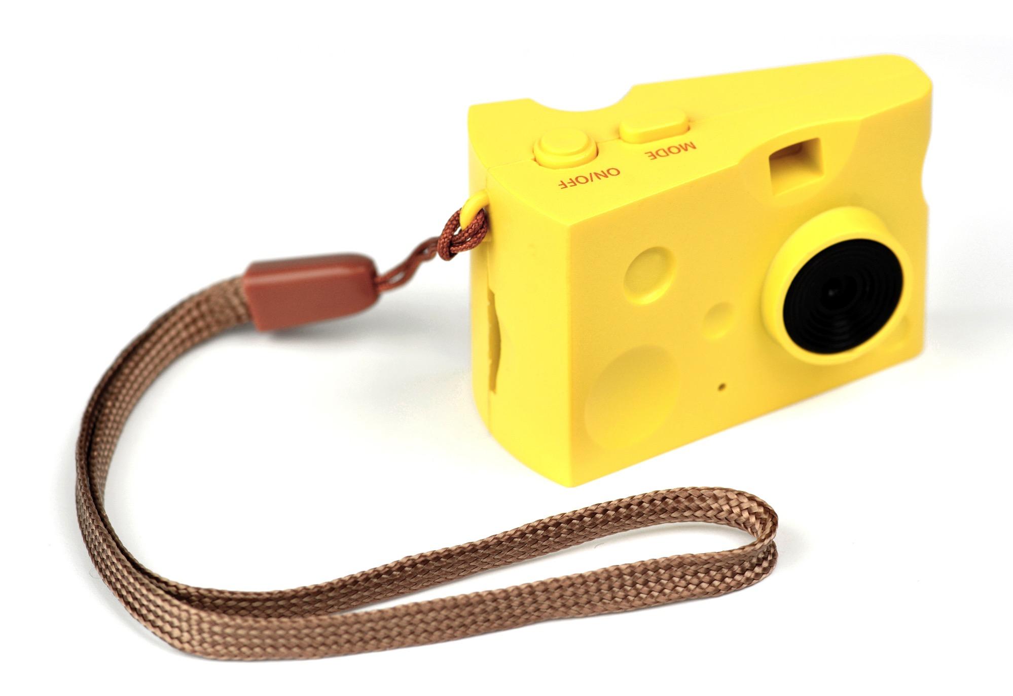 チーズカメラ ストラップ