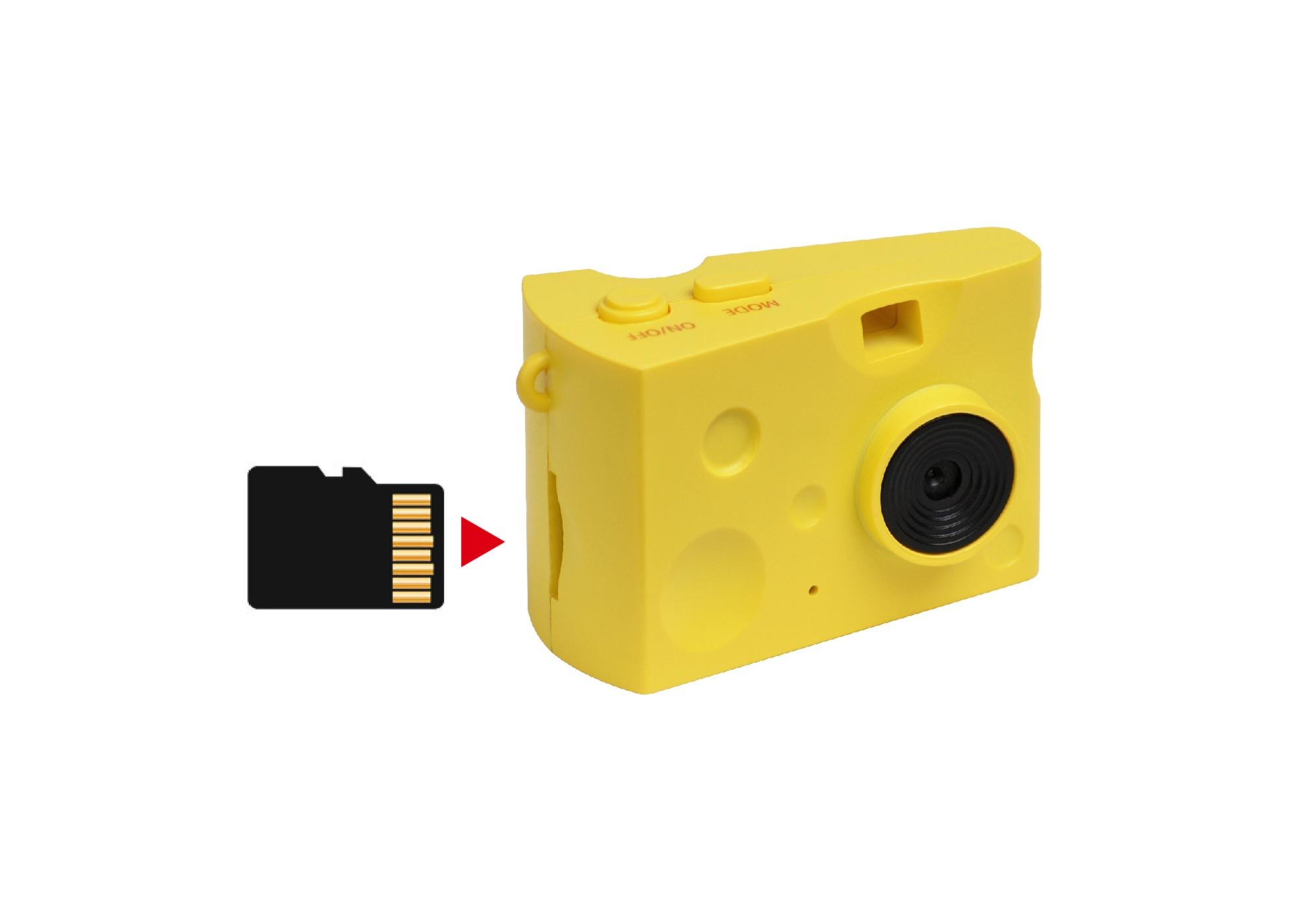 チーズカメラ