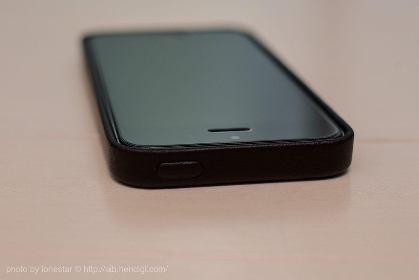 iPhone SE 皮ケース
