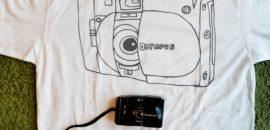 ハワイのアナログカメラショップ「Treehouse」オリジナルOLYMPUS XA Tシャツが可愛い!
