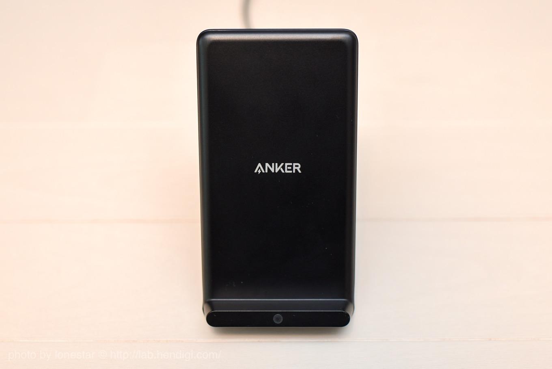 iPhone X スタンド型ワイヤレス充電器