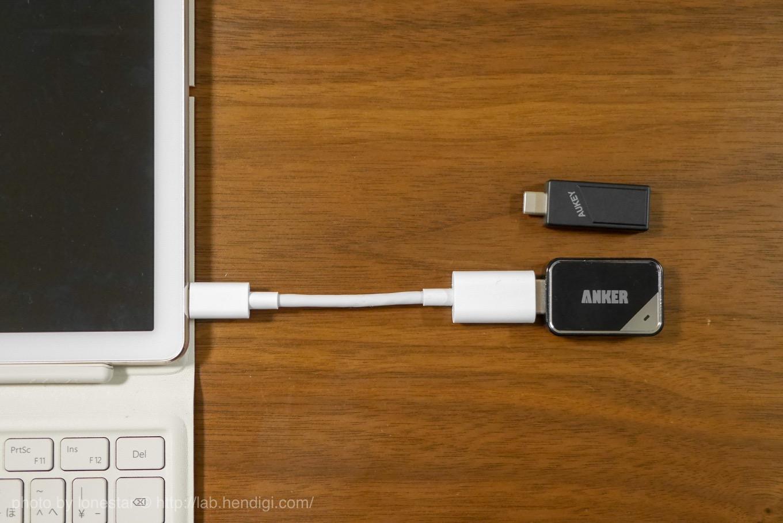 USB-C カードリーダー