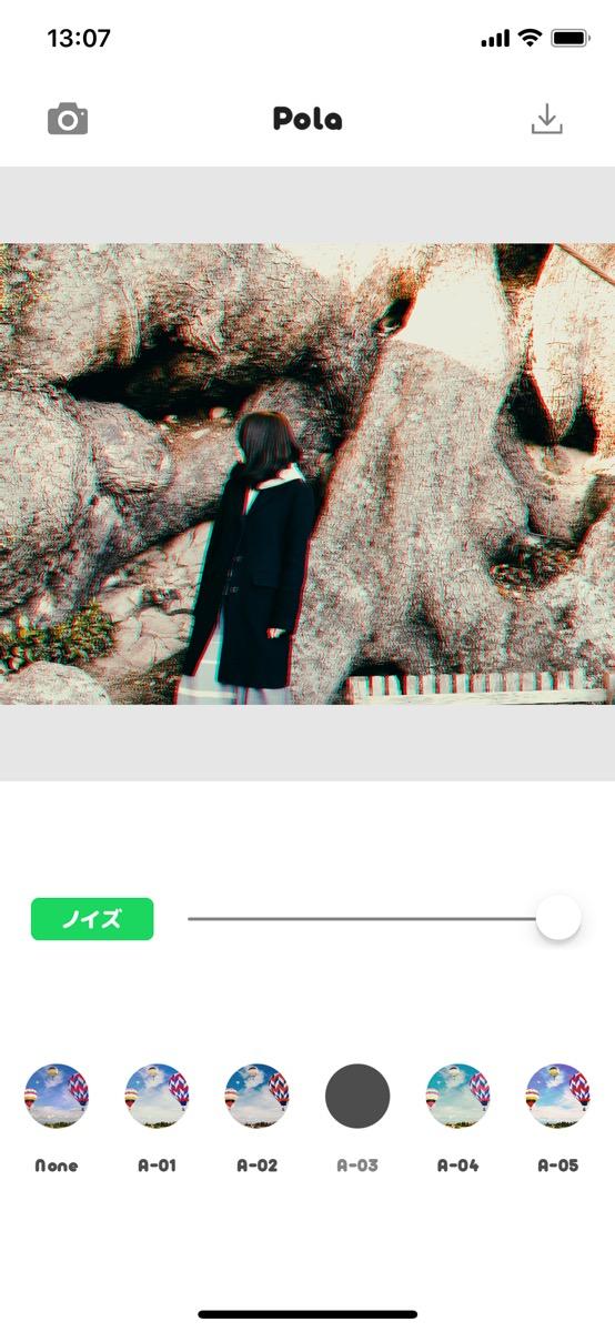 Pola Camera アプリ レビュー