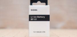 ルミックス G8の互換バッテリーとしてシグマの「BP-51」が使えます!安くてオススメ!